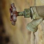 robinet extérieur gelé